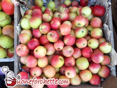 mele piccole