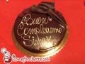 Torta Simay cioccolato e crema di lamponi