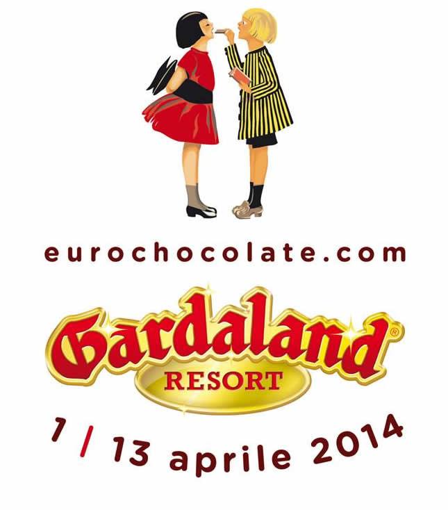 Eurochocolate Gardaland: apassoduovo!