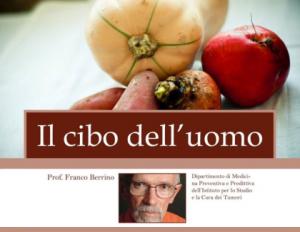 Il cibo dell'uomo - Prof. Berrino